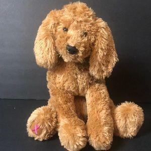 Macy's exclusive Gund Breast Cancer plush dog